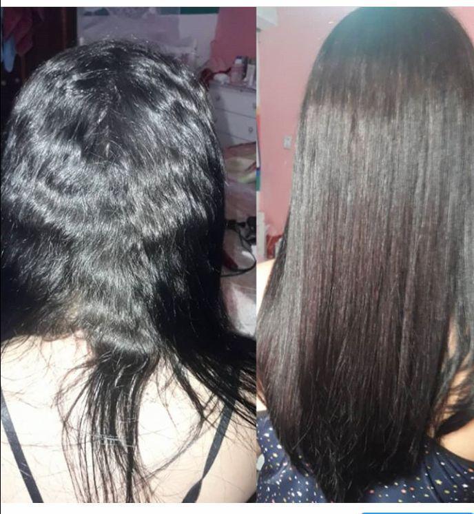 Corte e escova cabeleireiro(a) cabeleireiro(a)