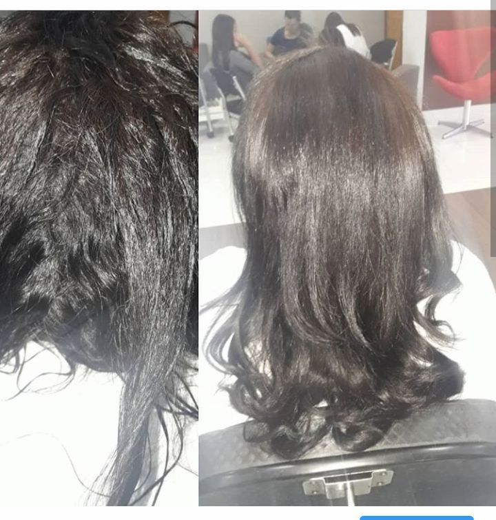 Escova cabeleireiro(a) cabeleireiro(a)