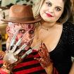 Halloween 🎃  Maquiagem artística e efeitos- Freddy Krueger