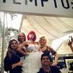 Editorial para Temptu PRO feira  Beauty Fair   Equipe