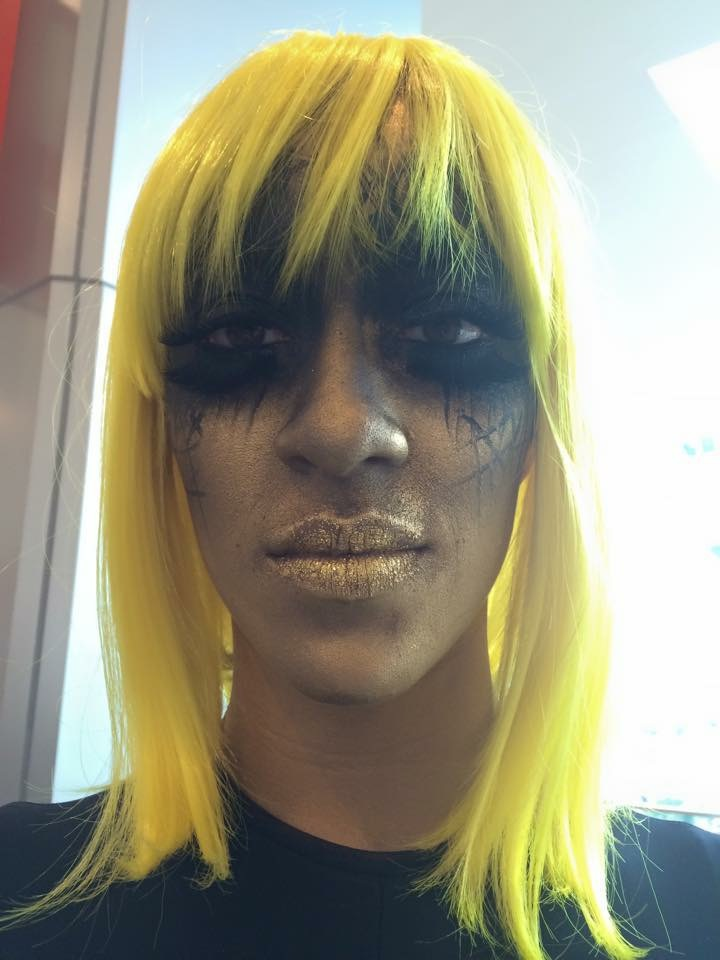 Congresso da Hair Brasil  Editorial  maquiagem maquiador(a) designer de sobrancelhas outros micropigmentador(a)