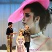 Fashion show- Hair Brasil 2015 Maquiagem do desfile do Rodrigo De Lastra