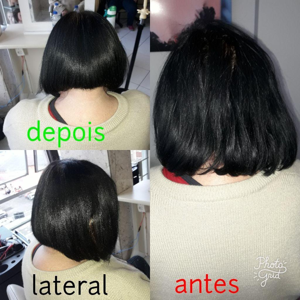 Chanel de bico nuca batida cabelo cabeleireiro(a) depilador(a) maquiador(a) designer de sobrancelhas outros