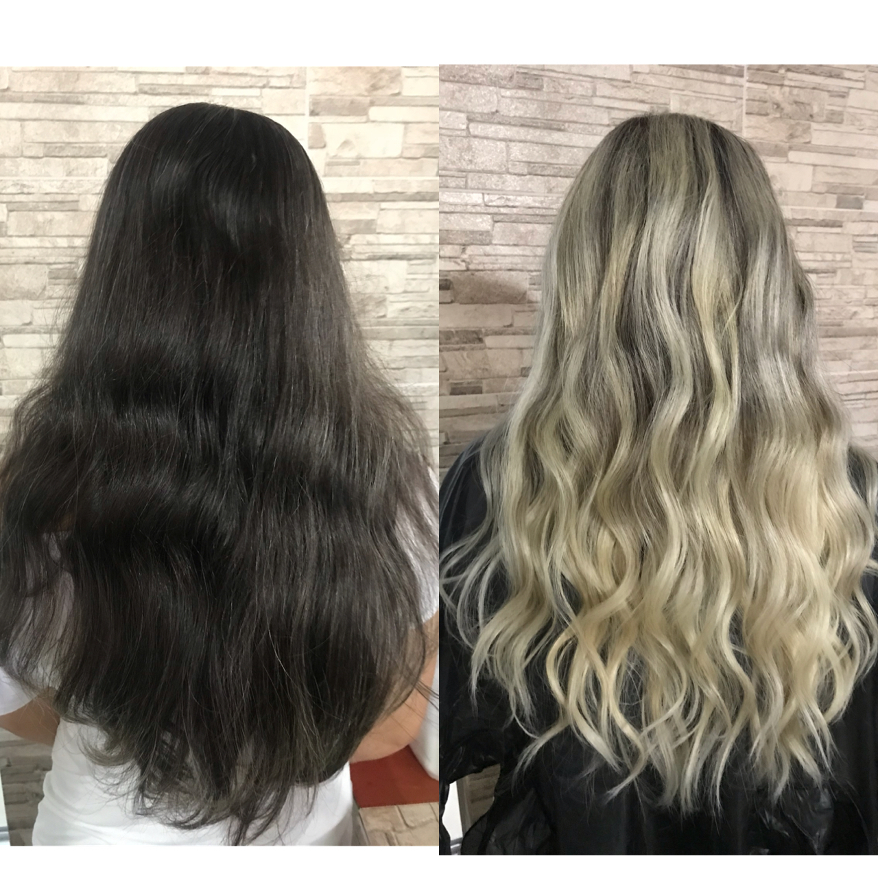 💁🏼♀️😍  #loirodosonhos #loiro #beachwaves #loiros cabelo cabeleireiro(a) auxiliar cabeleireiro(a)