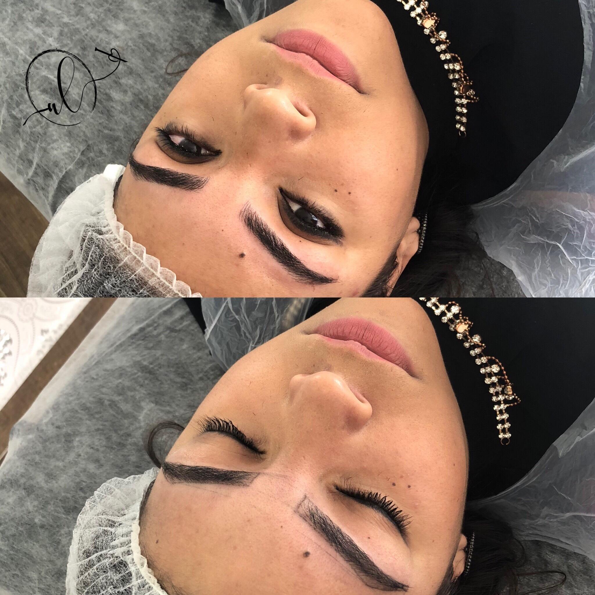 maquiagem micropigmentador(a) designer de sobrancelhas