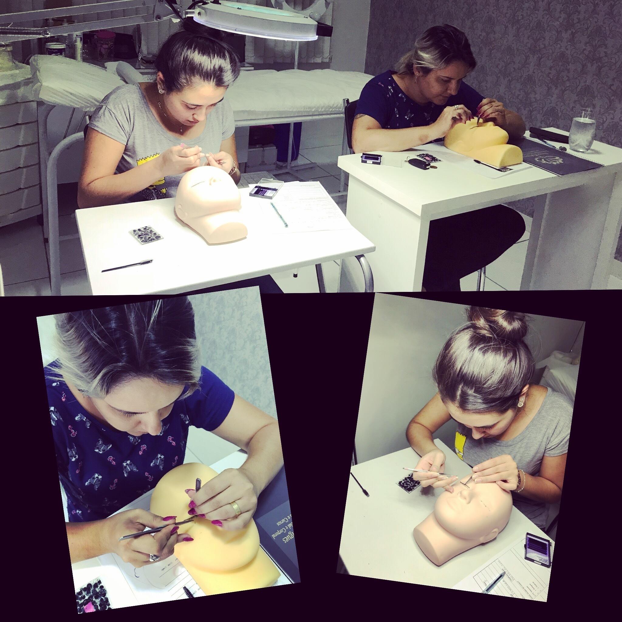 """"""" Curso Eyelash Extension """" #extensaodecilios #simonerodriguesdepil #cursos outros designer de sobrancelhas esteticista depilador(a) micropigmentador(a)"""