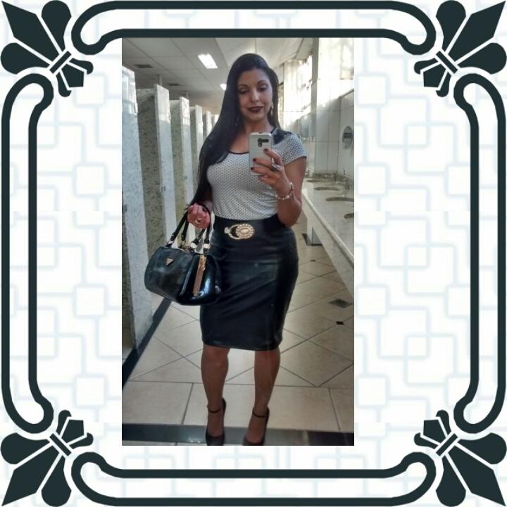 #Elegante #chip  recepcionista