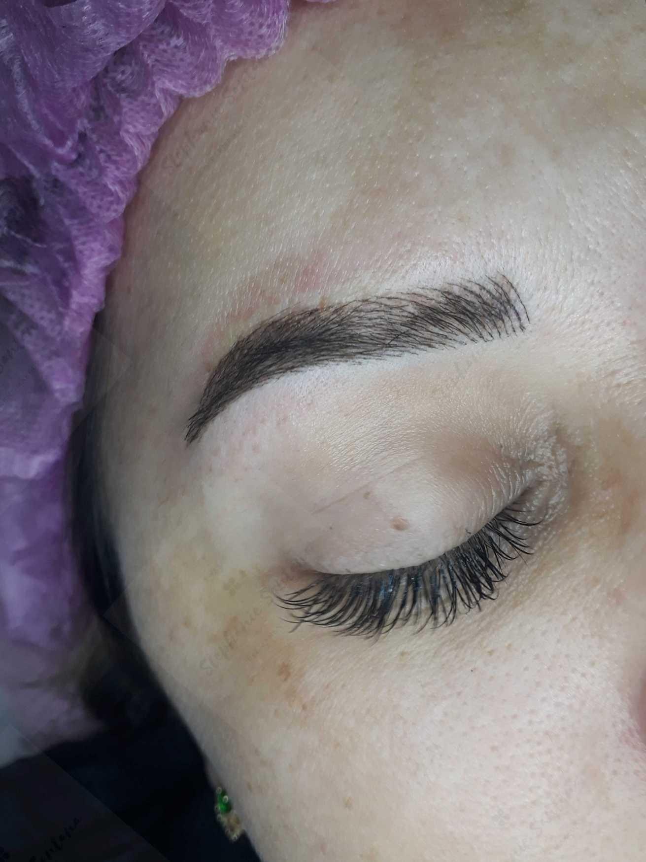 Micropigmentação fio a fio ❤ estética micropigmentador(a) designer de sobrancelhas maquiador(a)