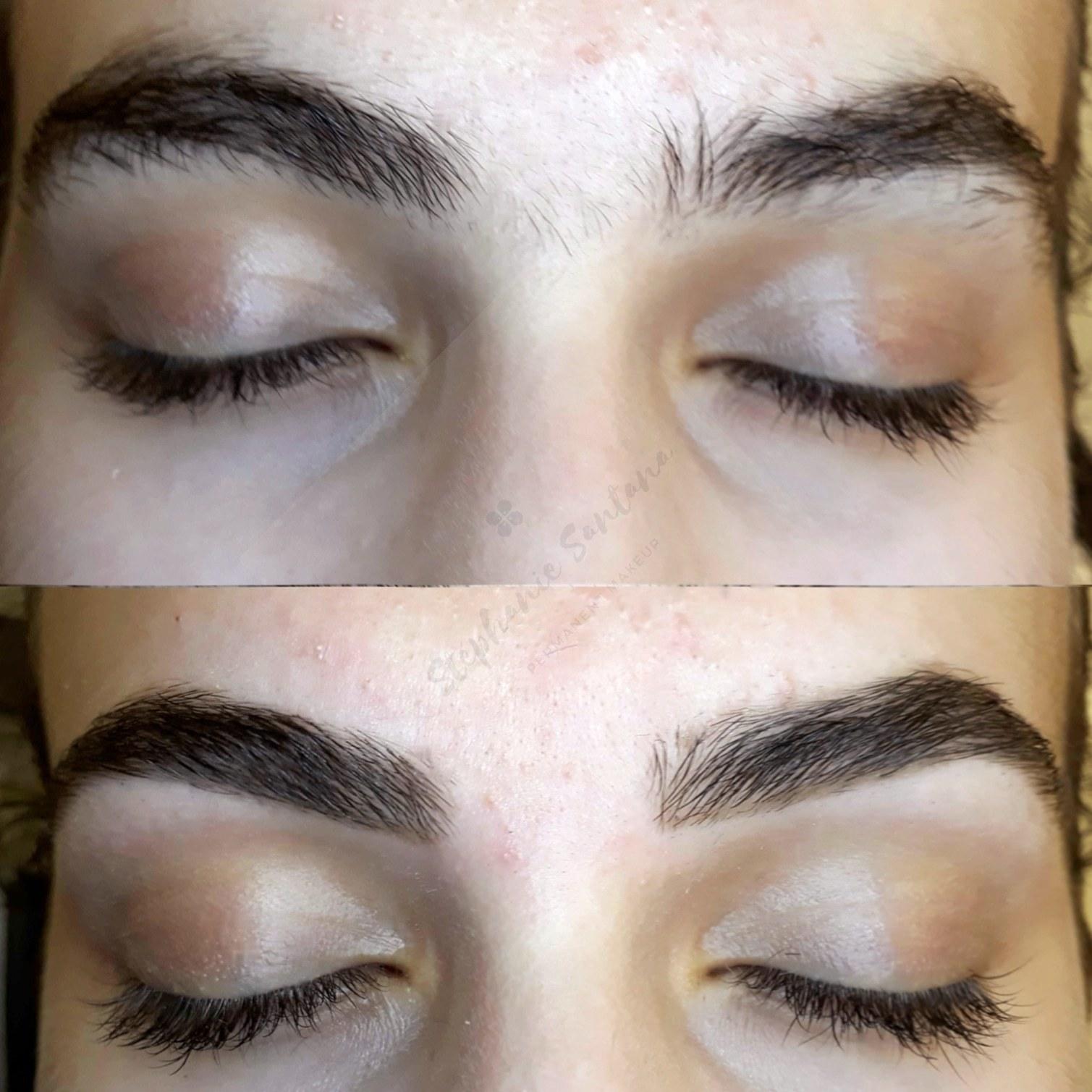Bom design já muda tudo ! estética micropigmentador(a) designer de sobrancelhas maquiador(a)