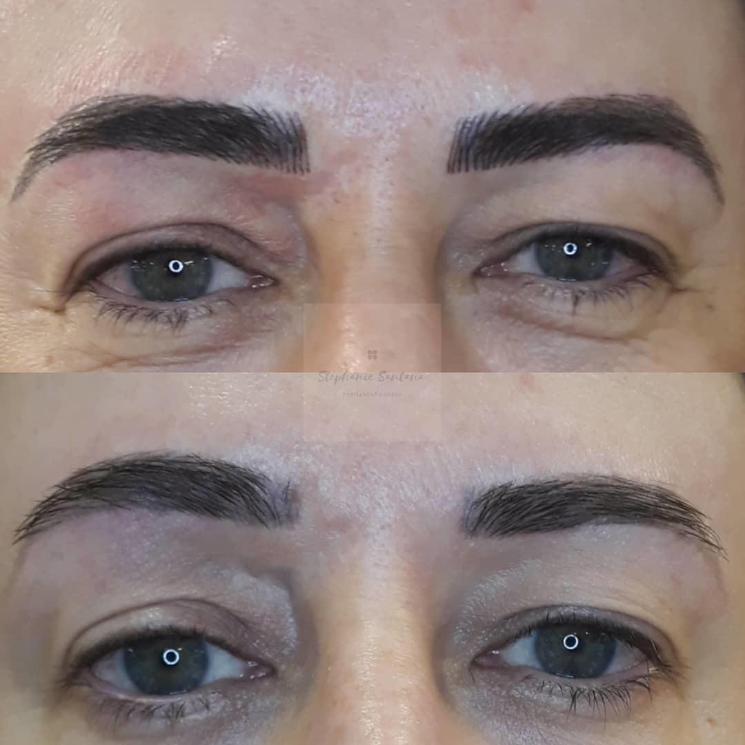 Micropigmentação  maquiagem micropigmentador(a) designer de sobrancelhas maquiador(a)