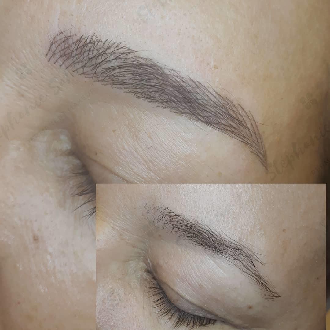 Micropigmentação  estética micropigmentador(a) designer de sobrancelhas maquiador(a)