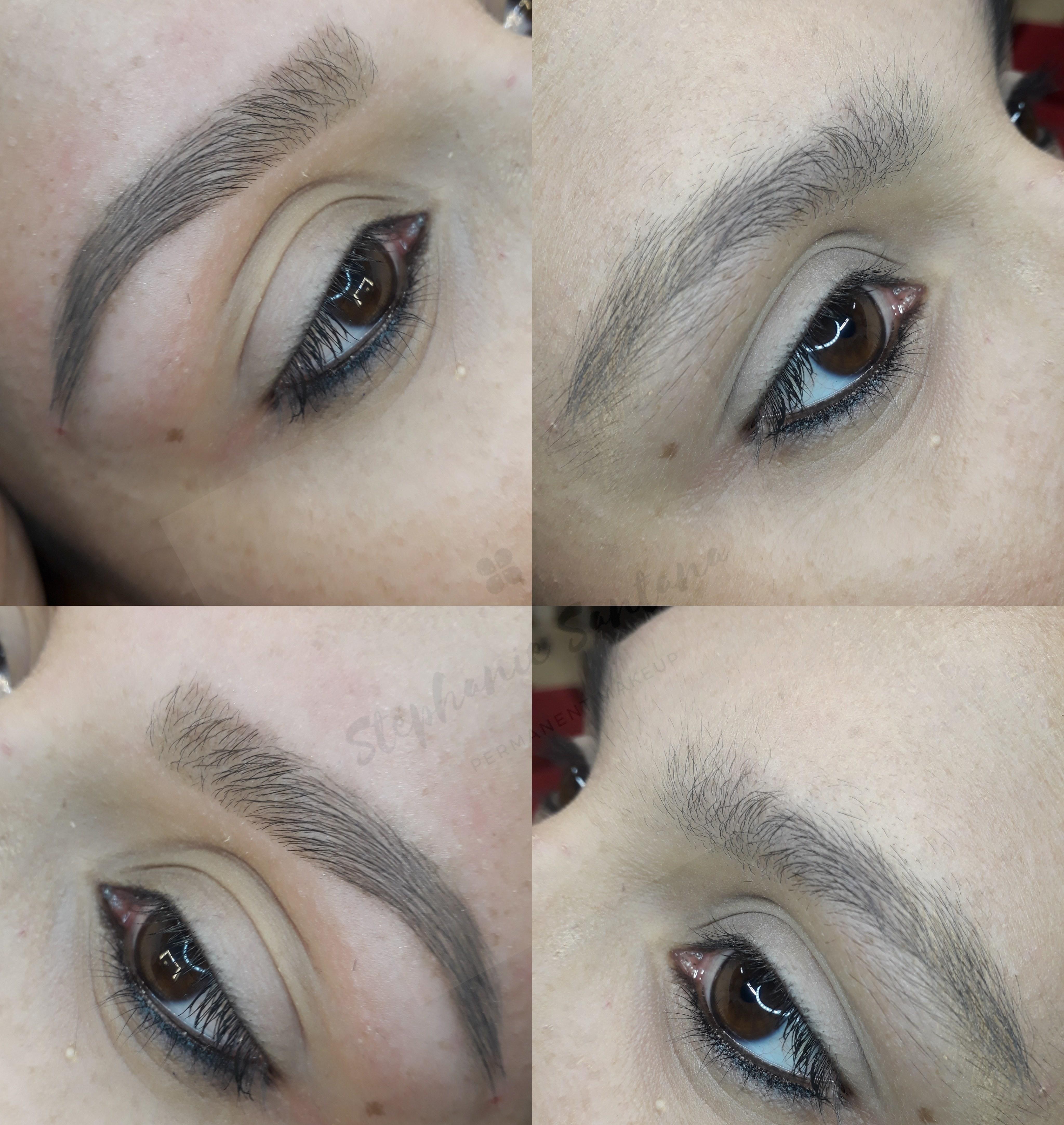 Design maquiagem micropigmentador(a) designer de sobrancelhas maquiador(a)