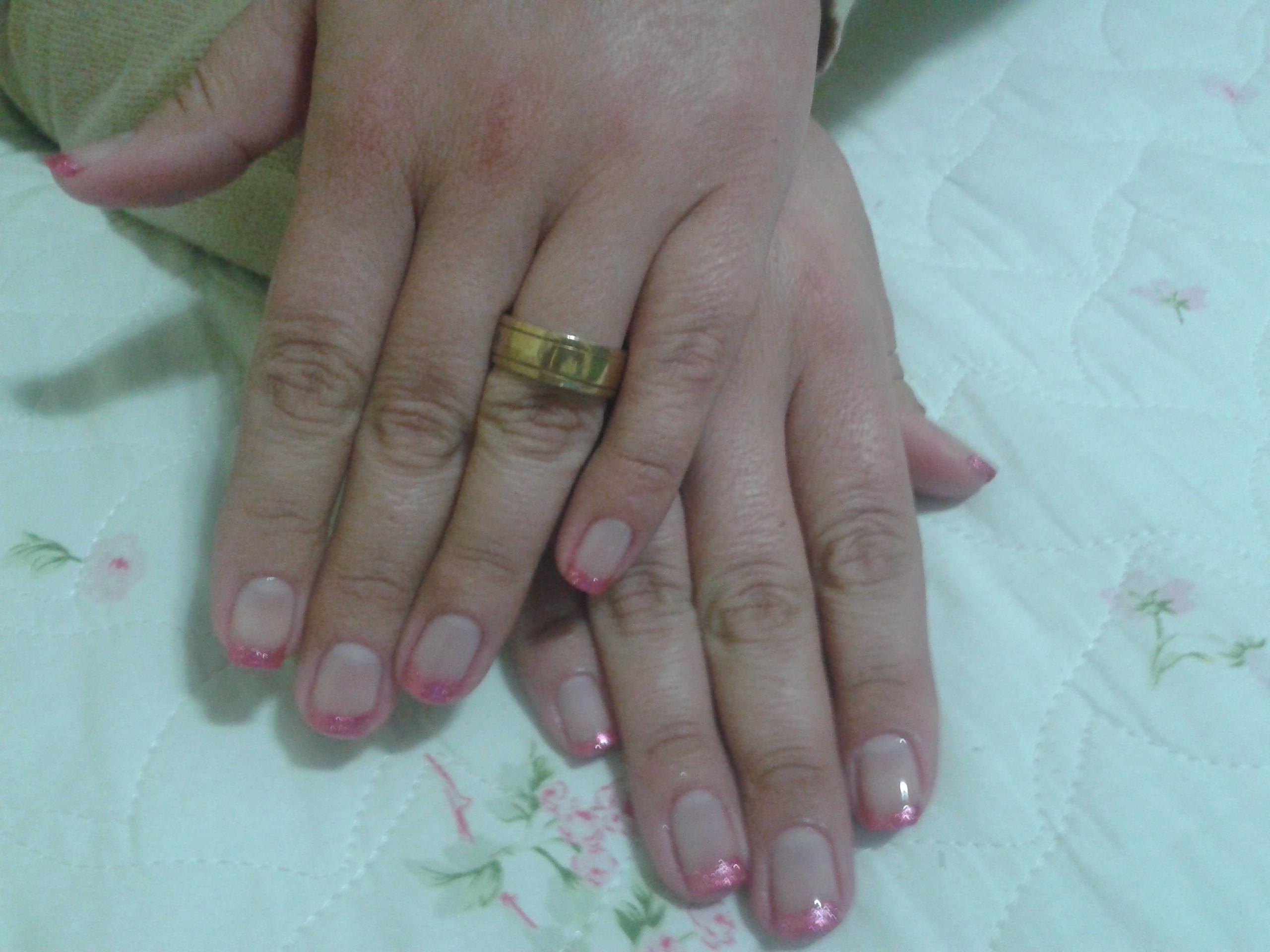 unha manicure e pedicure recepcionista auxiliar cabeleireiro(a)