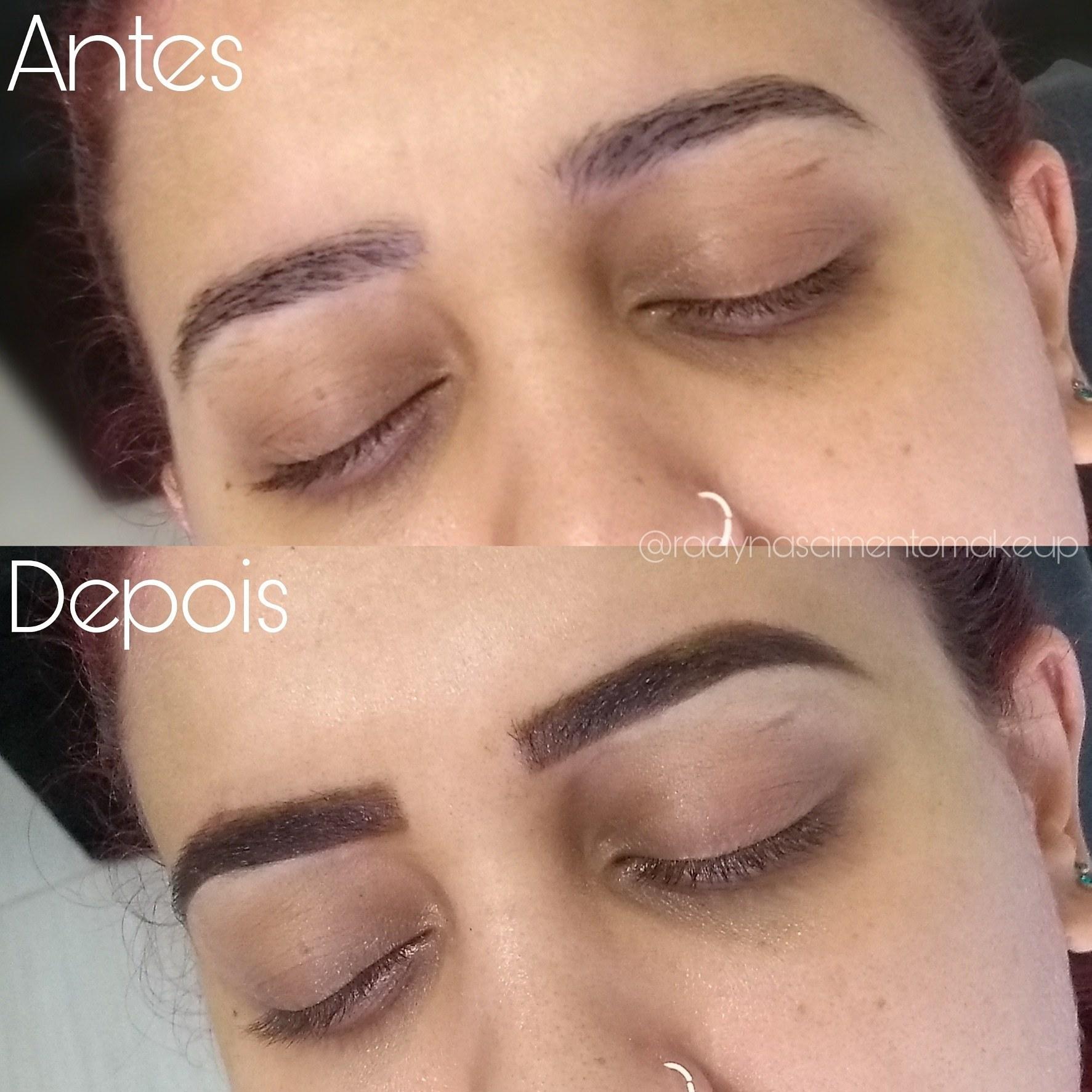 Design de sobrancelha e aplicação de henna ❤️ estética maquiador(a) designer de sobrancelhas