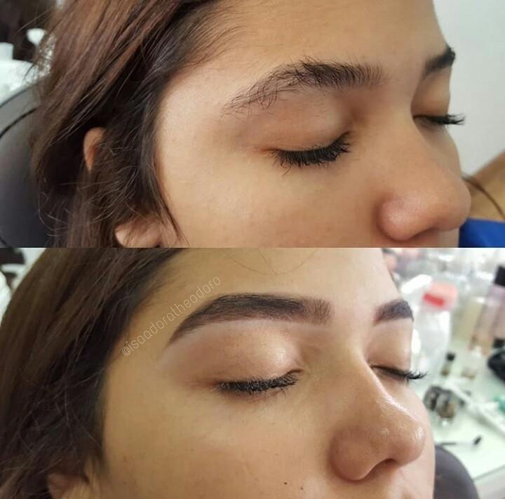 Design + henna 😍 outros designer de sobrancelhas maquiador(a) micropigmentador(a)