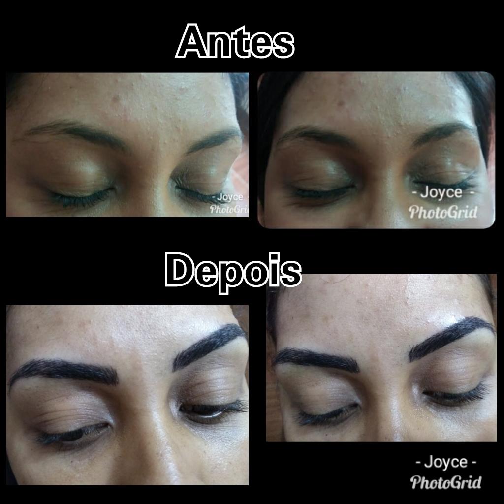 Micropigmentação fio a fio cabeleireiro(a) micropigmentador(a) designer de sobrancelhas