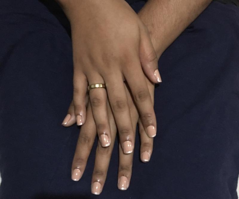 Amo nude😍 unha manicure e pedicure maquiador(a) auxiliar cabeleireiro(a)