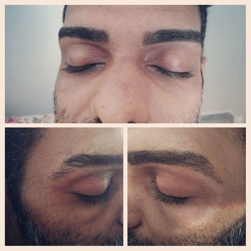 Limpeza de sobrancelhas (pinça e linha). outros designer de sobrancelhas gerente recepcionista