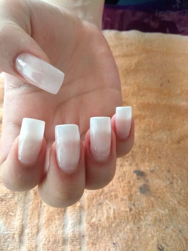 Depois unha manicure e pedicure