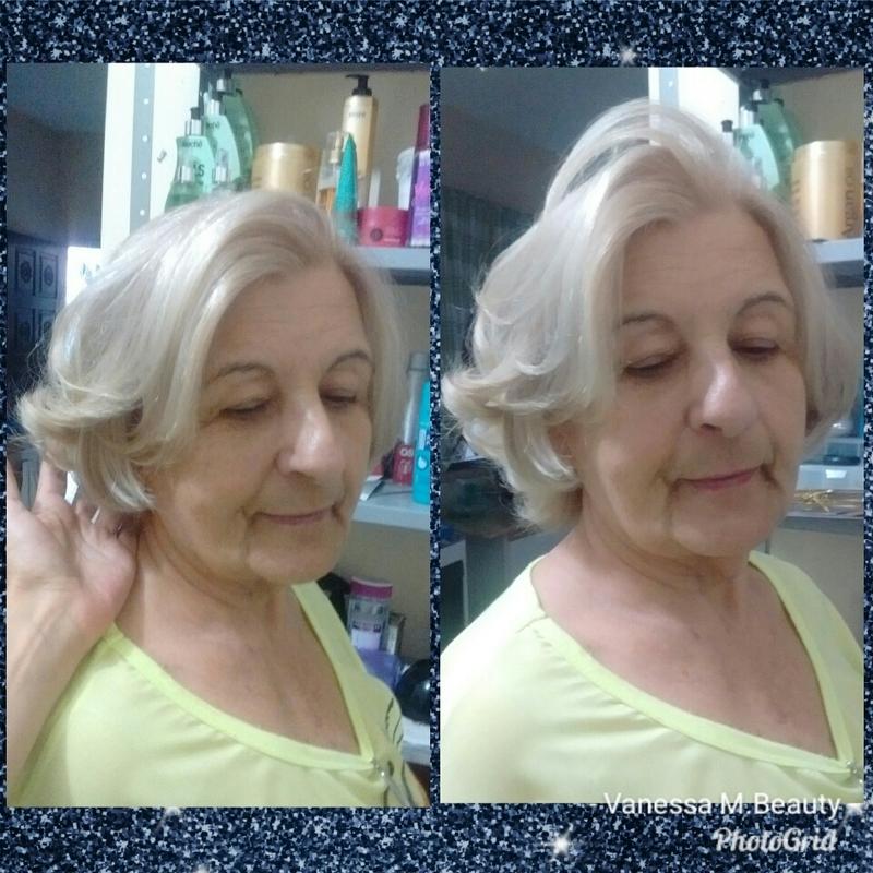 cabelo auxiliar cabeleireiro(a) designer de sobrancelhas