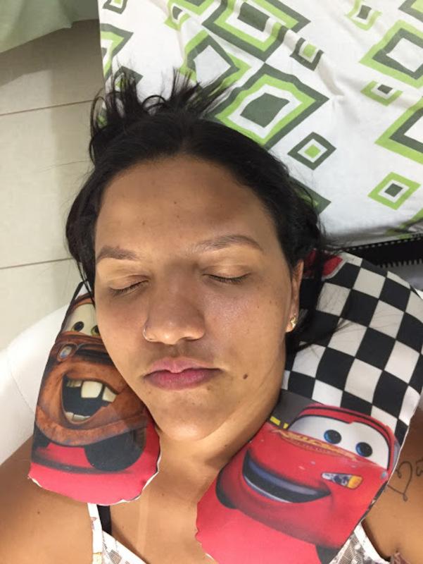 ANTES  maquiagem maquiador(a) designer de sobrancelhas