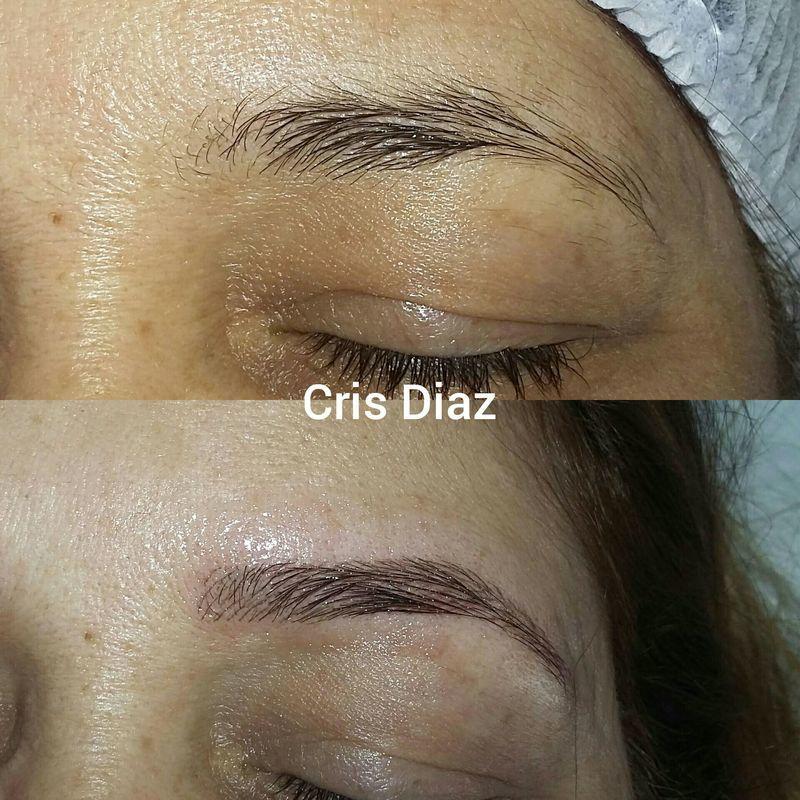 Micropigmentacao Realista com Técnicas de Visagismo e Colorimetria Aplicada estética micropigmentador(a) designer de sobrancelhas esteticista depilador(a)
