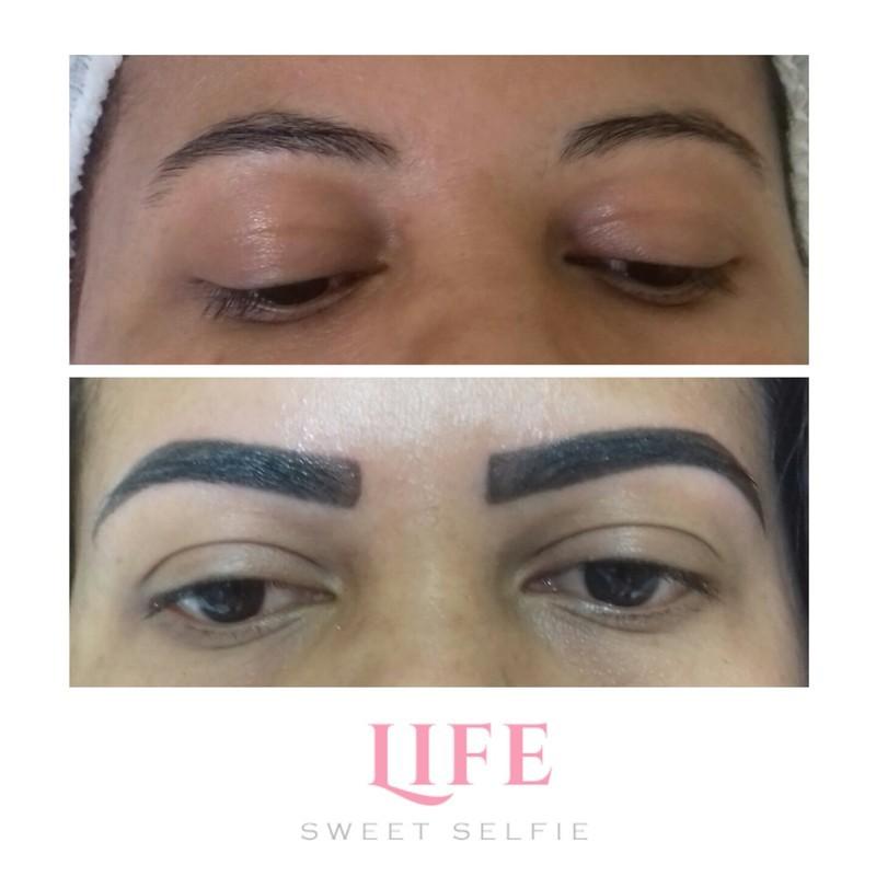 Micropgmentação marcada outros micropigmentador(a) designer de sobrancelhas dermopigmentador(a) depilador(a) assistente maquiador(a) consultor(a) vendedor(a) outros