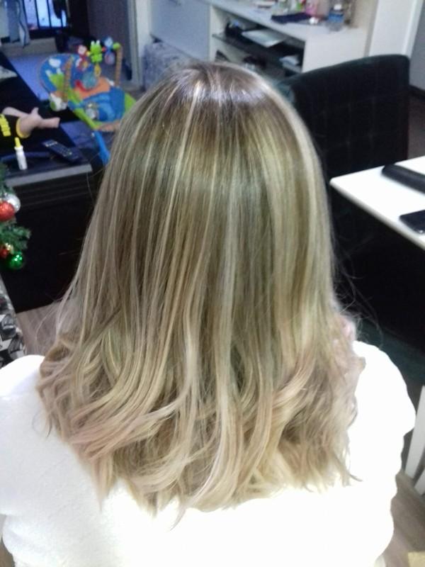 Luzes cabelo stylist / visagista técnico(a) capilar