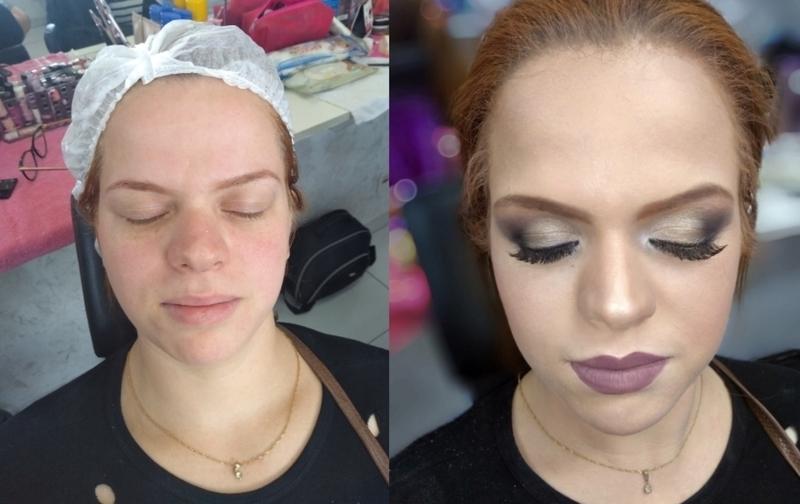 maquiagem cabeleireiro(a) maquiador(a) depilador(a) auxiliar cabeleireiro(a) designer de sobrancelhas escovista assistente maquiador(a)