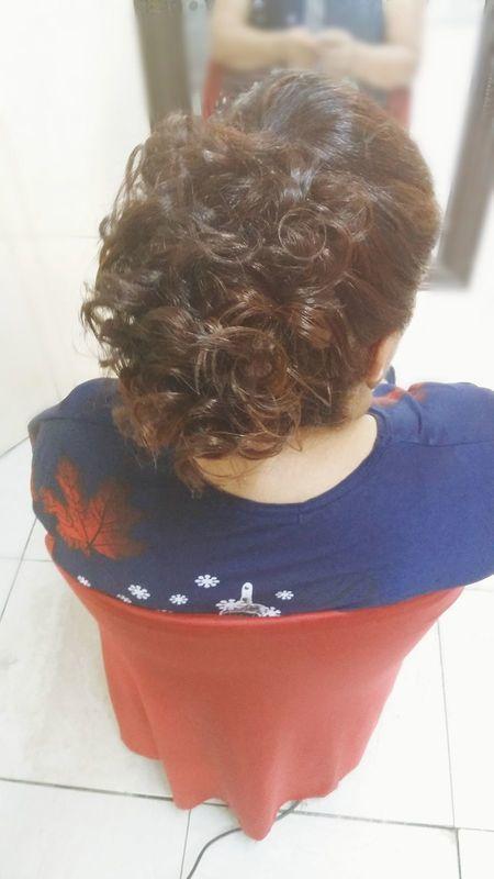Penteado cabelo cabeleireiro(a) maquiador(a) depilador(a) auxiliar cabeleireiro(a) designer de sobrancelhas escovista assistente maquiador(a)