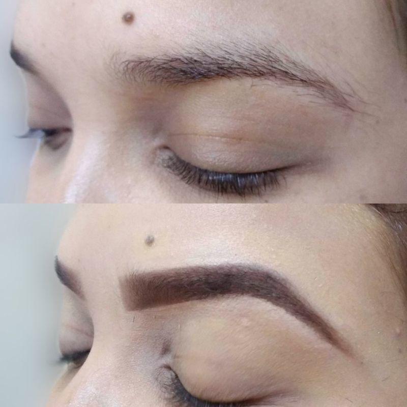 Designer de sobrancelhas estética cabeleireiro(a) maquiador(a) depilador(a) auxiliar cabeleireiro(a) designer de sobrancelhas escovista assistente maquiador(a)