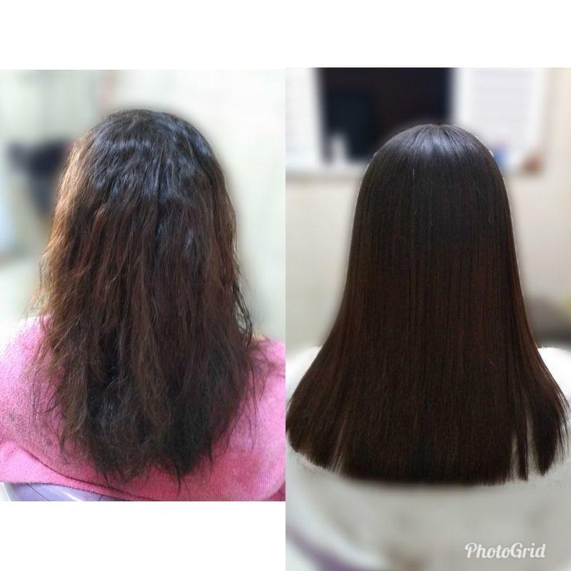 Escova progressiva+hidratação profunda+corte cabelo cabeleireiro(a) maquiador(a) depilador(a) auxiliar cabeleireiro(a) designer de sobrancelhas escovista assistente maquiador(a)