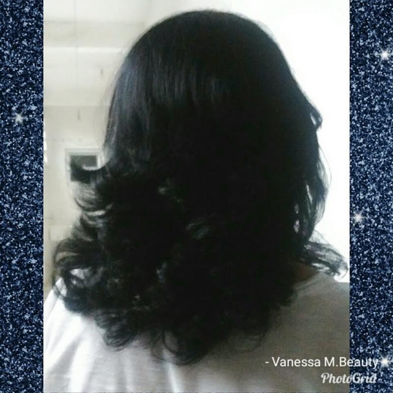 Corte Shaggy, adaptado para a minha cliente! cabelo auxiliar cabeleireiro(a) designer de sobrancelhas