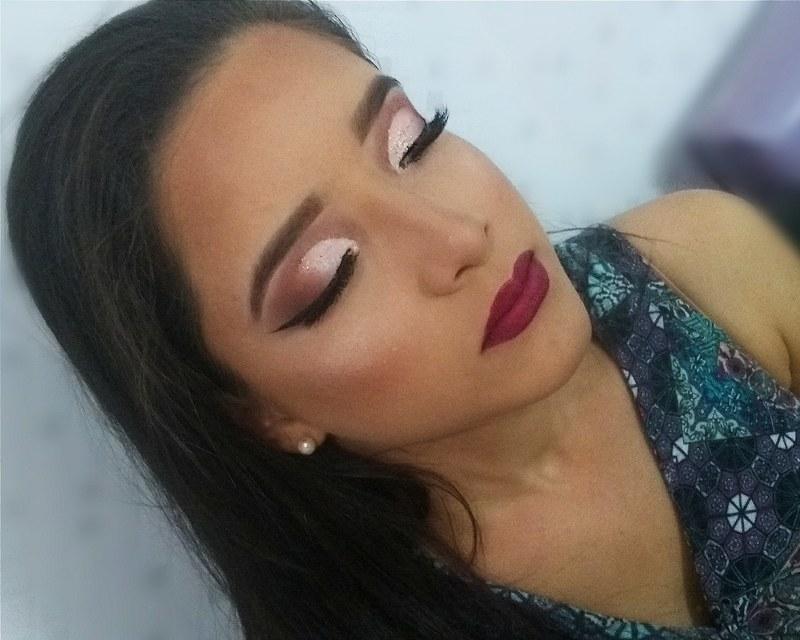Noiva delicada 😍 maquiagem maquiador(a) designer de sobrancelhas