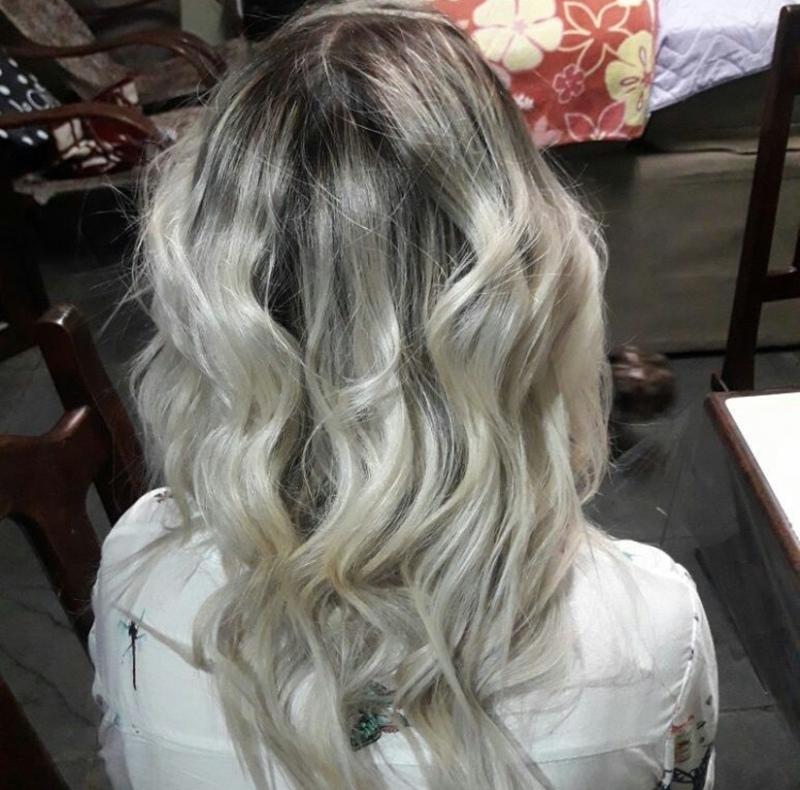 #cabeloplatinado#cabelocommechas#lindo#cabelo#platinado#cabelao#cabeloloiro #mechas  cabelo cabeleireiro(a) designer de sobrancelhas