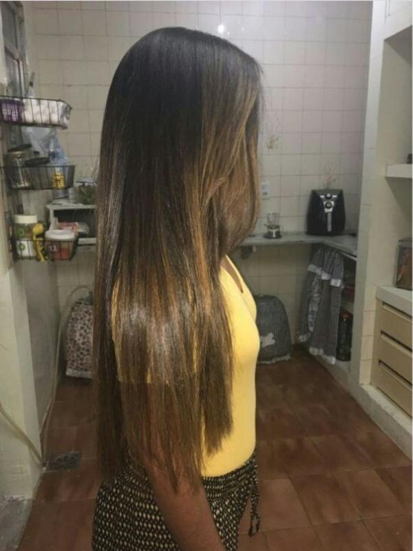 #Cabelo #Cabeloloiro #Mechas #ombrehair#cabelao#loiro #cabelolindo cabelo cabeleireiro(a) designer de sobrancelhas