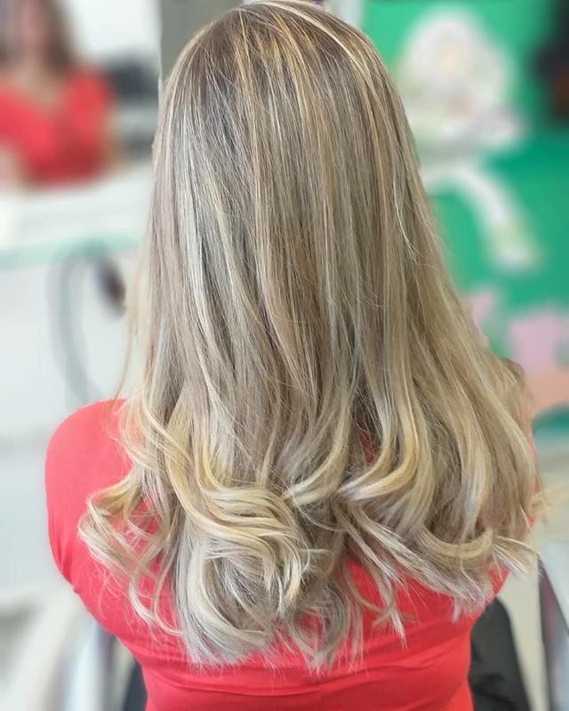 Luzes e corte cabelo stylist / visagista técnico(a) capilar
