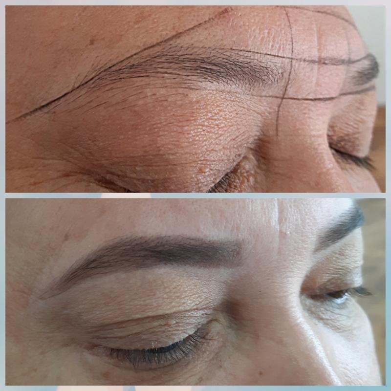 Design + henna. Valorização de olhar!! outros designer de sobrancelhas maquiador(a) micropigmentador(a)