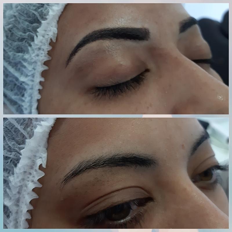 Micropigmentação 😍 outros designer de sobrancelhas maquiador(a) micropigmentador(a)