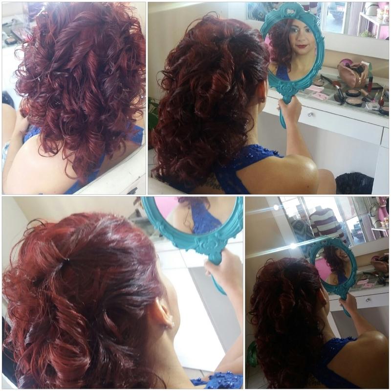 #Penteado❤ cabelo cabeleireiro(a) maquiador(a) designer de sobrancelhas outros assistente maquiador(a) gerente auxiliar administrativo auxiliar cabeleireiro(a) designer de sobrancelhas escovista recepcionista
