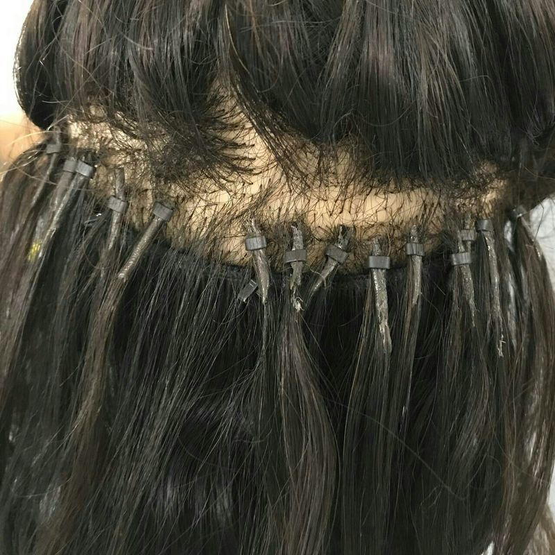 Microlink auxiliar cabeleireiro(a)