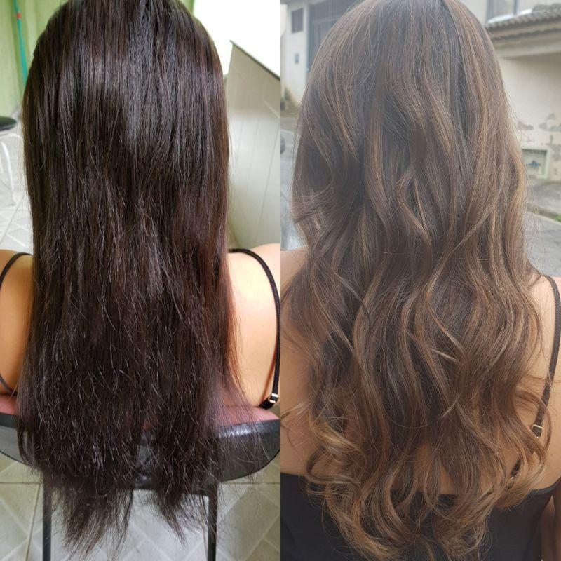 cabeleireiro(a) auxiliar cabeleireiro(a) escovista