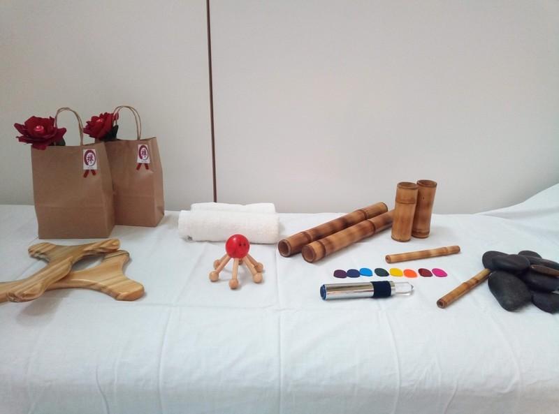 Terapias holísticas estética estudante (esteticista) assistente esteticista esteticista