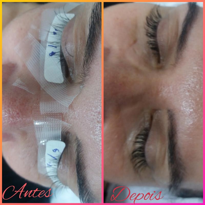 Extensão de cilios  fio a fio .  outros esteticista consultor(a) de estetica massoterapeuta designer de sobrancelhas depilador(a)