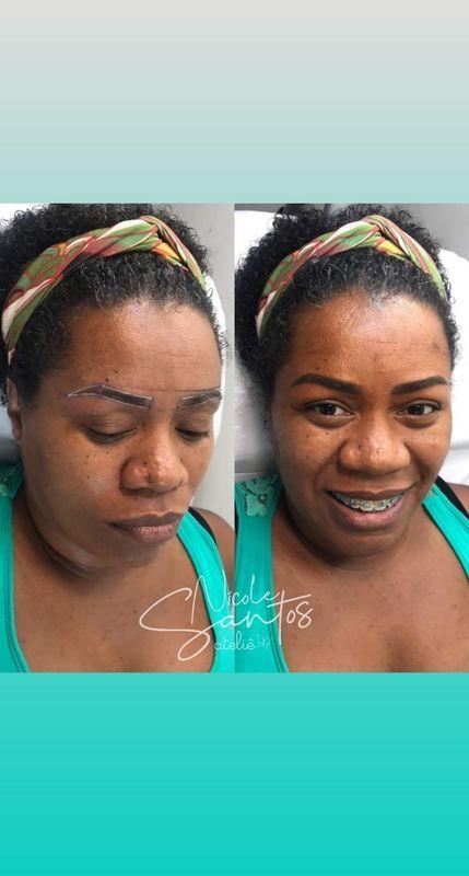 outros designer de sobrancelhas micropigmentador(a) recepcionista maquiador(a) assistente maquiador(a)
