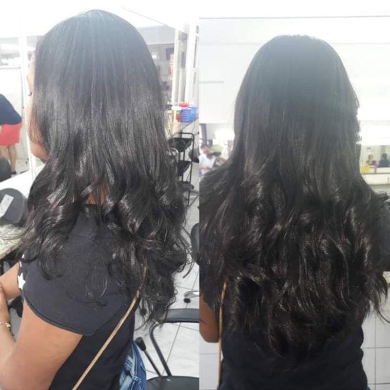 Escova auxiliar cabeleireiro(a)