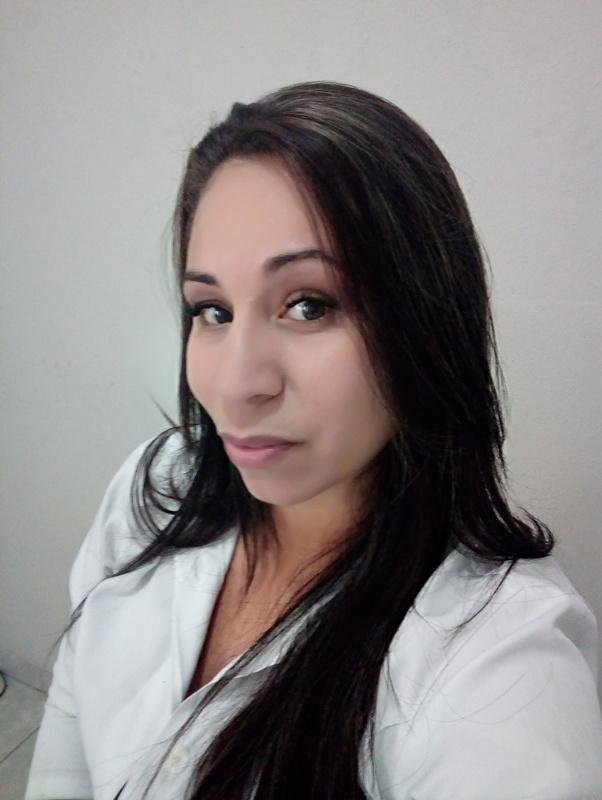 Apaixonada pela profissão escolhida  estética biomédico(a) esteticista