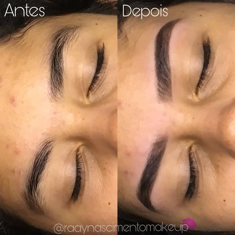 estética maquiador(a) designer de sobrancelhas