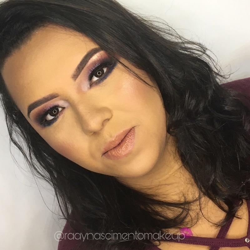 Produção maravilhosa 😍 maquiagem maquiador(a) designer de sobrancelhas