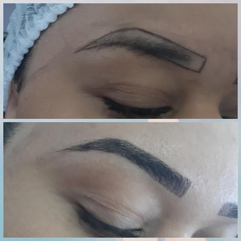 Micropigmentação  outros designer de sobrancelhas maquiador(a) micropigmentador(a)